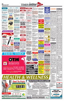 Times of India  Newspaper Classified Ad Booking